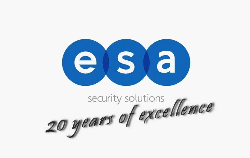 20 years ESA SECURITY SOLUTIONS