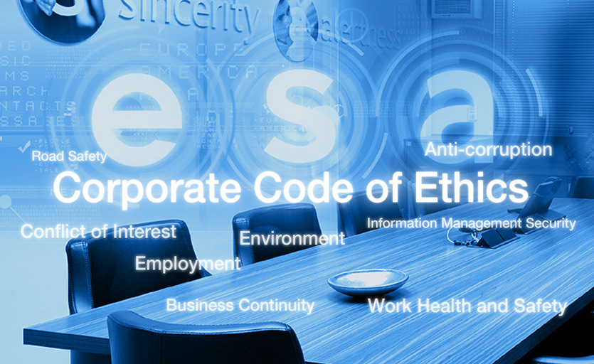 Corporate Code of Ethics